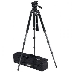 Miller Compass 25 fluid head tripod