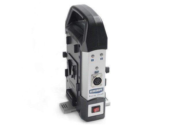 Blueshape V-Lock Twin charger